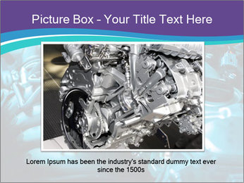 Car engine PowerPoint Templates - Slide 16