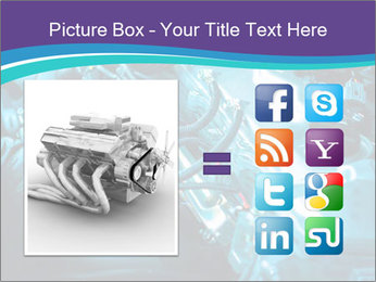 Car engine PowerPoint Templates - Slide 21