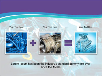 Car engine PowerPoint Templates - Slide 22