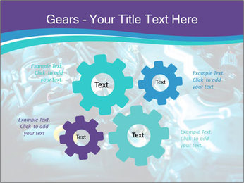 Car engine PowerPoint Templates - Slide 47