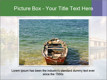 Houseboat PowerPoint Templates - Slide 15