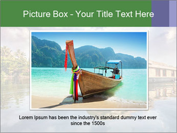 Houseboat PowerPoint Templates - Slide 16