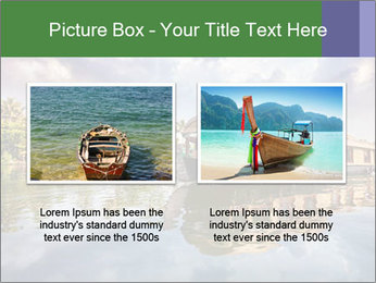 Houseboat PowerPoint Templates - Slide 18