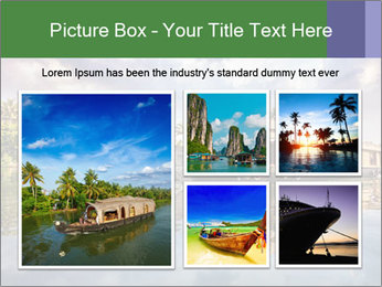 Houseboat PowerPoint Templates - Slide 19