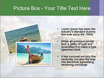 Houseboat PowerPoint Templates - Slide 20