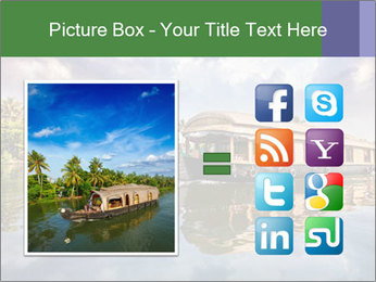 Houseboat PowerPoint Templates - Slide 21