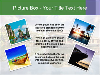 Houseboat PowerPoint Templates - Slide 24