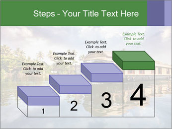 Houseboat PowerPoint Templates - Slide 64