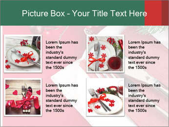 Table setting PowerPoint Templates - Slide 14