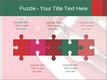 Table setting PowerPoint Templates - Slide 41