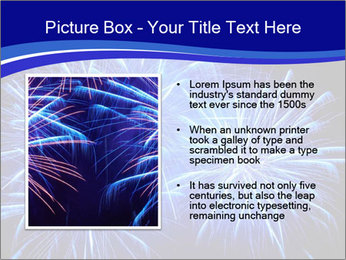 Firework PowerPoint Template - Slide 13
