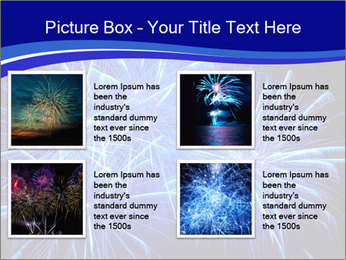 Firework PowerPoint Template - Slide 14