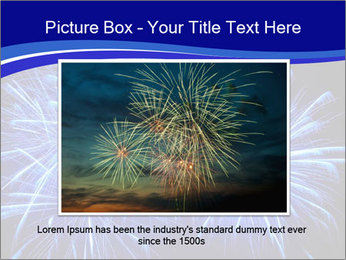 Firework PowerPoint Template - Slide 15