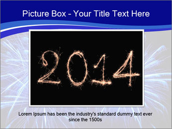 Firework PowerPoint Template - Slide 16