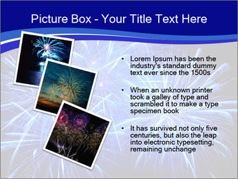 Firework PowerPoint Template - Slide 17