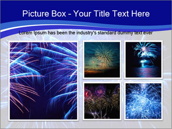 Firework PowerPoint Template - Slide 19