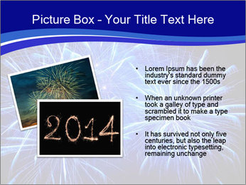 Firework PowerPoint Template - Slide 20