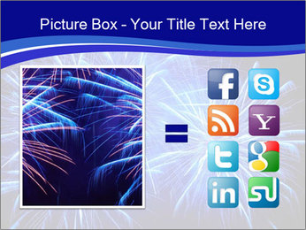 Firework PowerPoint Template - Slide 21