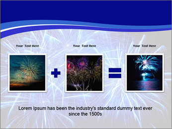 Firework PowerPoint Template - Slide 22