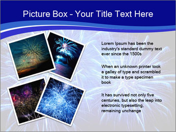Firework PowerPoint Template - Slide 23