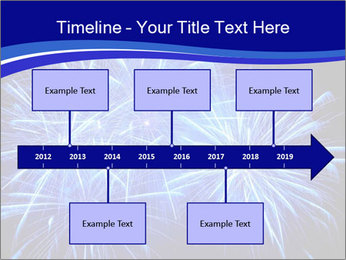 Firework PowerPoint Template - Slide 28