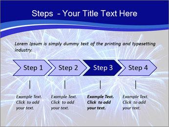Firework PowerPoint Template - Slide 4