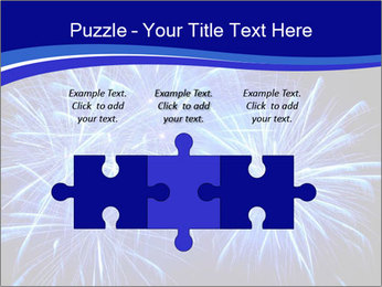 Firework PowerPoint Template - Slide 42