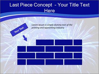 Firework PowerPoint Template - Slide 46
