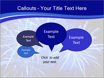 Firework PowerPoint Template - Slide 73