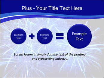Firework PowerPoint Template - Slide 75