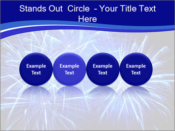 Firework PowerPoint Template - Slide 76