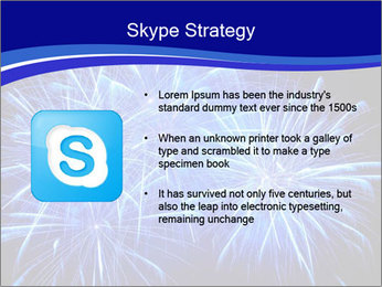 Firework PowerPoint Template - Slide 8
