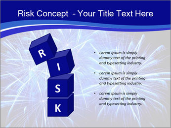 Firework PowerPoint Template - Slide 81