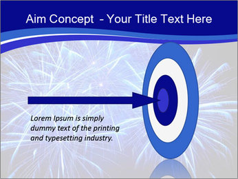 Firework PowerPoint Template - Slide 83