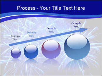 Firework PowerPoint Template - Slide 87