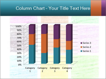 Multicolored squares PowerPoint Template - Slide 50