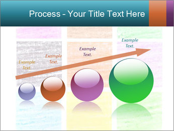 Multicolored squares PowerPoint Template - Slide 87