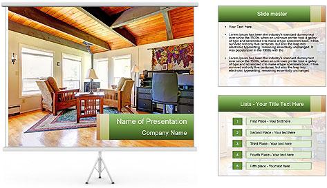 Loft PowerPoint Template