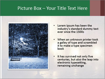 Night alley PowerPoint Templates - Slide 13