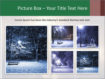 Night alley PowerPoint Templates - Slide 19
