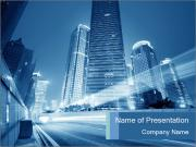 Megalopolis PowerPoint Template