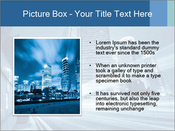 Megalopolis PowerPoint Template - Slide 13