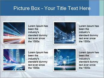 Megalopolis PowerPoint Template - Slide 14