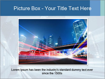 Megalopolis PowerPoint Template - Slide 15