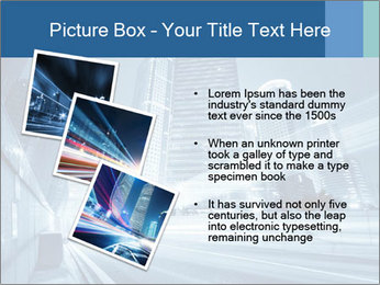 Megalopolis PowerPoint Template - Slide 17