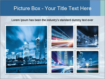 Megalopolis PowerPoint Template - Slide 19