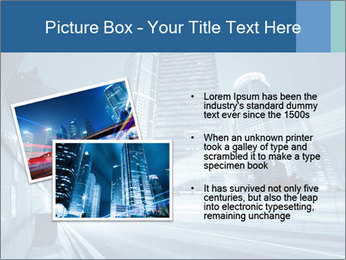 Megalopolis PowerPoint Template - Slide 20