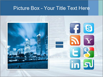 Megalopolis PowerPoint Template - Slide 21