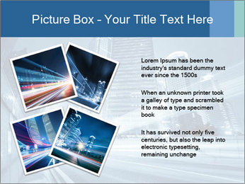 Megalopolis PowerPoint Template - Slide 23