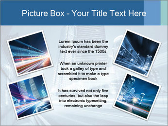 Megalopolis PowerPoint Template - Slide 24